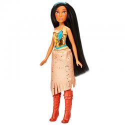Muñeca Brillo Real Pocahontas Disney - Imagen 1