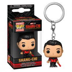 Llavero Pocket POP Marvel Shang-Chi - Shang-Chi - Imagen 1