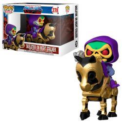 Figura POP Masters Of The Universe Skeletor with Night Stalker - Imagen 1