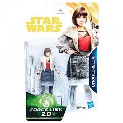 Figura Qira Corellia Star Wars 9cm - Imagen 1