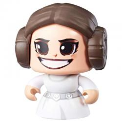 Figura Mighty Muggs Leia Star Wars 14cm - Imagen 1