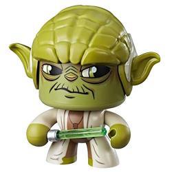 Figura Mighty Muggs Yoda Star Wars 14cm - Imagen 1