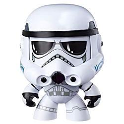 Figura Mighty Muggs Stormtrooper Star Wars 14cm - Imagen 1