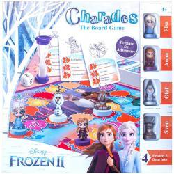 Juego ingles Charades Frozen 2 Disney - Imagen 1