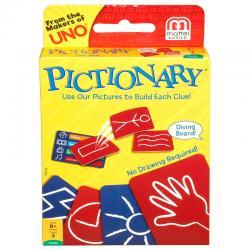 Juego Ingles Cartas Pictionary - Imagen 1