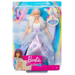 Muñeca Dreamtopia Barbie - Imagen 1