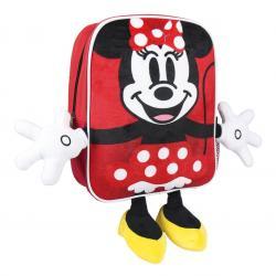 Mochila 3D Minnie Disney 23x28x9cm. - Imagen 1