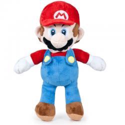 Peluche Super Mario Mario 38cm - Imagen 1