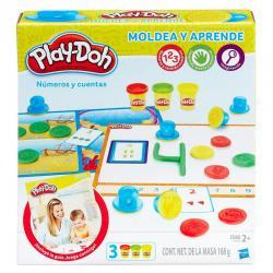 Numeros y Cuentas Play Doh - Imagen 1