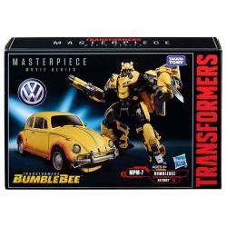 Figura Masterpiece Movie Series Bumblebee MPM-7 Transformers 15cm - Imagen 1