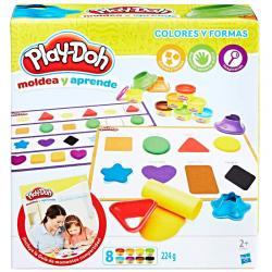 Moldea y Aprende Play Doh - Imagen 1