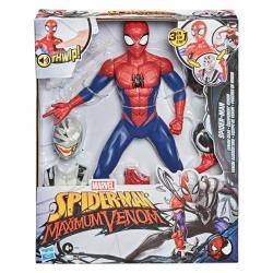 Figura Maximum Venom Spiderman Marvel 30cm - Imagen 1