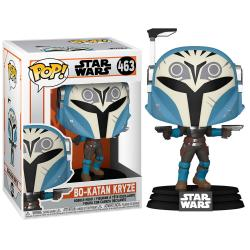 Figura POP Star Wars Mandalorian Bo-Katan - Imagen 1