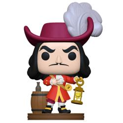 Figura POP Disney Villains Captain Hook - Imagen 1