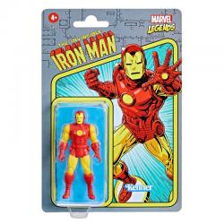 Figura Iron Man Marvel 9,5cm - Imagen 1