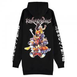 Vestido sudadera capucha Kingdom Family Kingdom Hearts Disney - Imagen 1