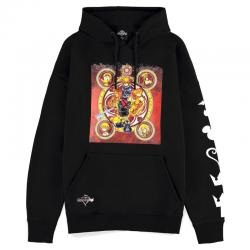 Sudadera capucha Icons Kingdom Hearts Disney - Imagen 1