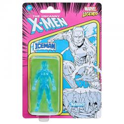 Figura Iceman X-Men Marvel 9,5cm - Imagen 1