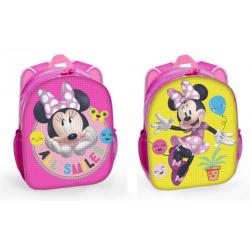 Mochila Minnie Disney Lentejuelas Reversibles, 24x30x9 - Imagen 1
