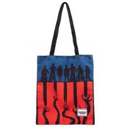 Bolsa Shopping Stranger Things 44x32x1cm. - Imagen 1