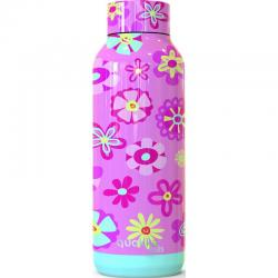 Botella Acero Inoxidable Solid Flowers Quokka 510ml - Imagen 1