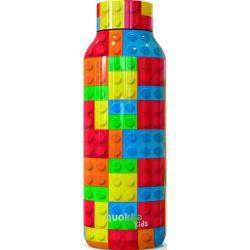 Botella Acero Inoxidable Solid Bricks Quokka 510ml - Imagen 1