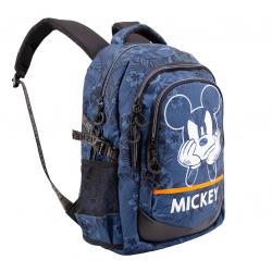 Mochila Running Mickey Disney 44x30x17cm. - Imagen 1