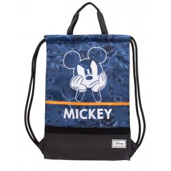 Saco Mochila Mickey Disney 49x34x1cm. - Imagen 1