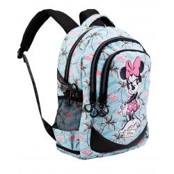 Mochila Running Minnie Disney 44x30x17cm. - Imagen 1