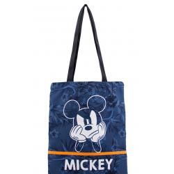 Bolsa Shopping Mickey Disney 44x32x1cm. - Imagen 1