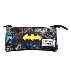 Portatodo Triple Batman 11x23x5cm. - Imagen 1