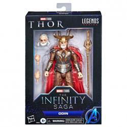 Figura Odin Thor The Infinity Saga Marvel 15cm - Imagen 1