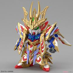 Figura Model Kit Cao Cao Wing Gundam SD Gundam World Heroes - Imagen 1