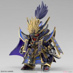Figura Mode Kit Nobunaga Gundam Epyon SD Gundam World Heroes - Imagen 1