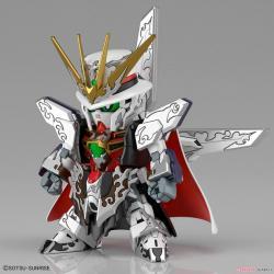 Figura Mode Kit Arsene SD Gundam World Heroes - Imagen 1