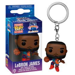 Llavero Pocket POP Space Jam 2 LeBron James - Imagen 1