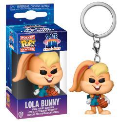 Llavero Pocket POP Space Jam 2 Lola Bunny - Imagen 1