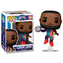 Figura POP Space Jam 2 LeBron James - Imagen 1