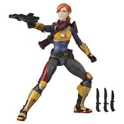 Figura Scarlett G.I. Joe Classified Series 15cm - Imagen 1