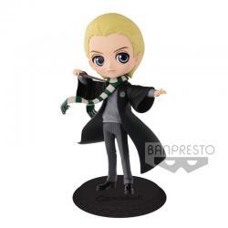 Figura Draco Malfoy Harry Potter Q Posket A 14cm - Imagen 1