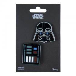 Broche Darth Vader Star Wars - Imagen 1