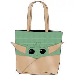 Bolso Yoda The Child Mandalorian Star Wars - Imagen 1