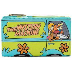 Cartera Mystery Machine Scooby Doo Loungefly - Imagen 1