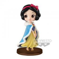Figura Blancanieves Winter Disney Q Posket 7cm - Imagen 1