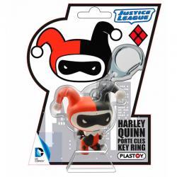 Llavero Harley Quinn Chibi Liga de la Justicia DC Comics - Imagen 1