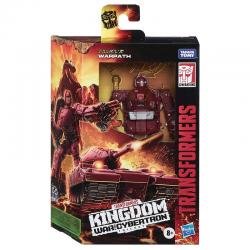Figura Warpath War For Cybertron Kingdom Transformers 14cm - Imagen 1