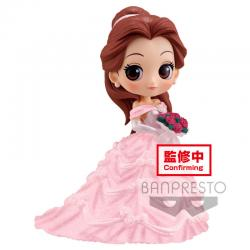 Figura Belle Dreamy Style Glitter Collection Disney Characters 14cm - Imagen 1