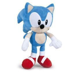 Peluche Sonic The Hedgehog soft 45cm - Imagen 1