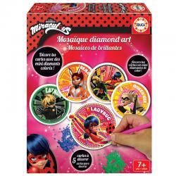 Mosaicos de Brillantes Prodigiosa Ladybug - Imagen 1