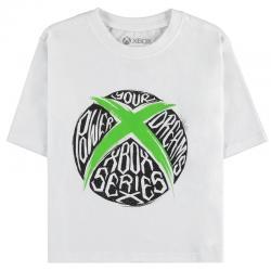 Camiseta mujer Logo Xbox - Imagen 1